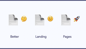 How to Design Better App Landing Pages, Faster (And Without 100+ Iterations)